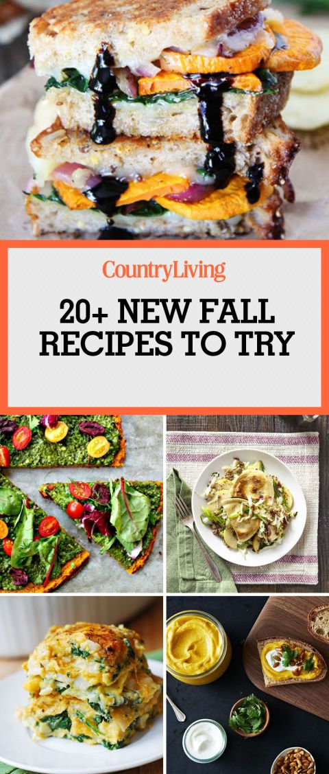 The whole family will love these new fall dinner recipes. These dinners have a fresh twist of seasonal foods like pumpkin, cabbage and collards to give your palette the taste of fall. Enjoy these dinners with the family during the week.