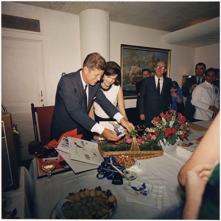 JFK-Birthday party