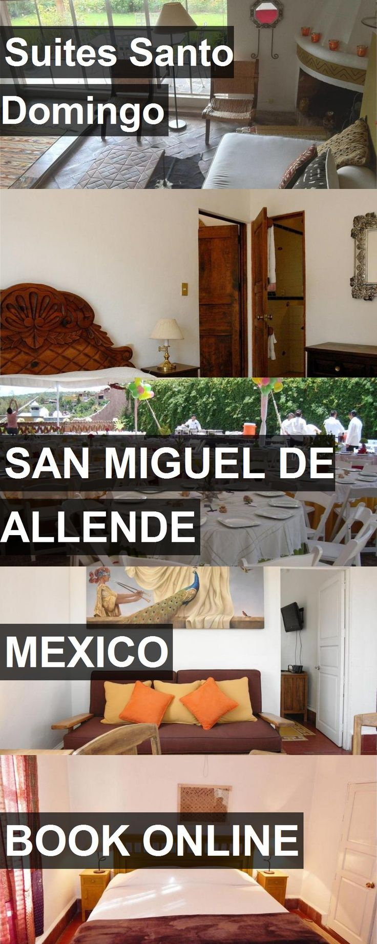 Hotel Suites Santo Domingo in San Miguel De Allende, Mexico. For more information, photos, reviews and best prices please follow the link. #Mexico #SanMiguelDeAllende #travel #vacation #hotel