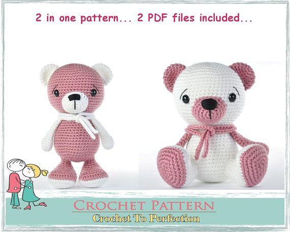 Amigurumi Pattern Amigurumi Animals Amigurumi Crochet