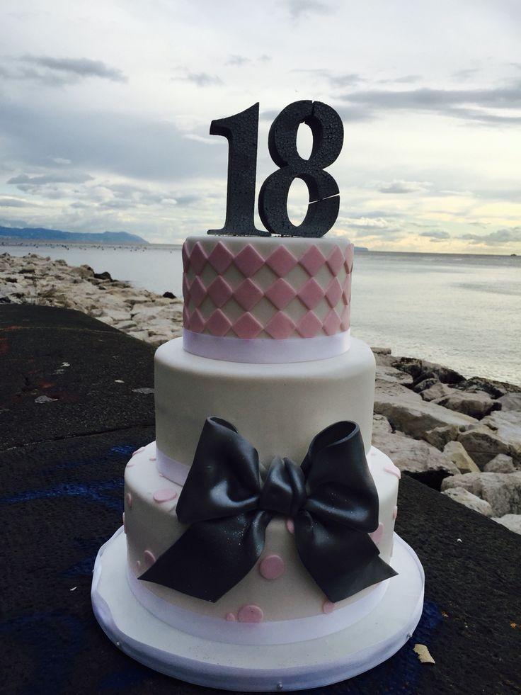 18 cake