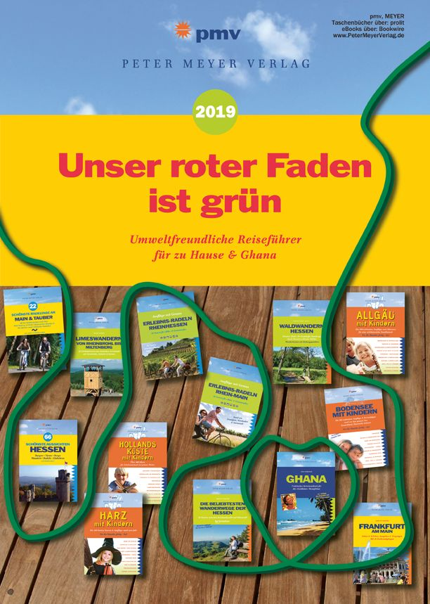 Pmv Peter Meyer Verlag Vorschau Prospekt 2019 E Bike Touren
