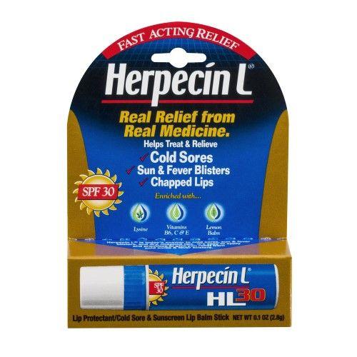 Herpecin L Lip Balm, 0.1 Oz