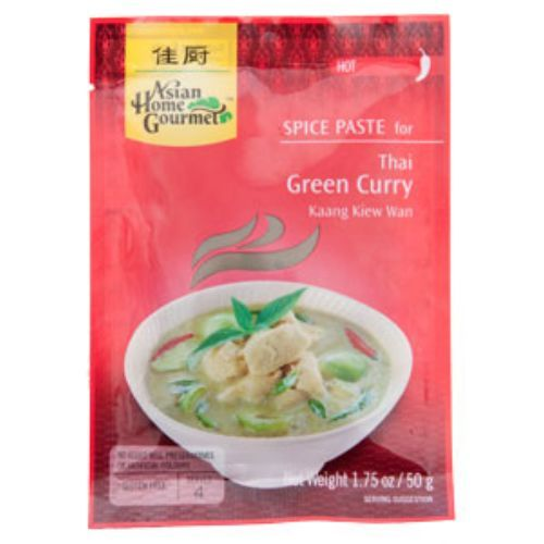 Asian Home Gourmet Spice Paste for Thai Green Curry