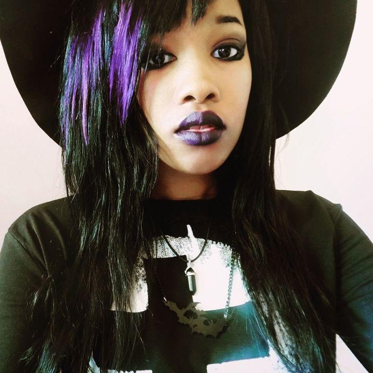 Schwarzes Mädchen nu