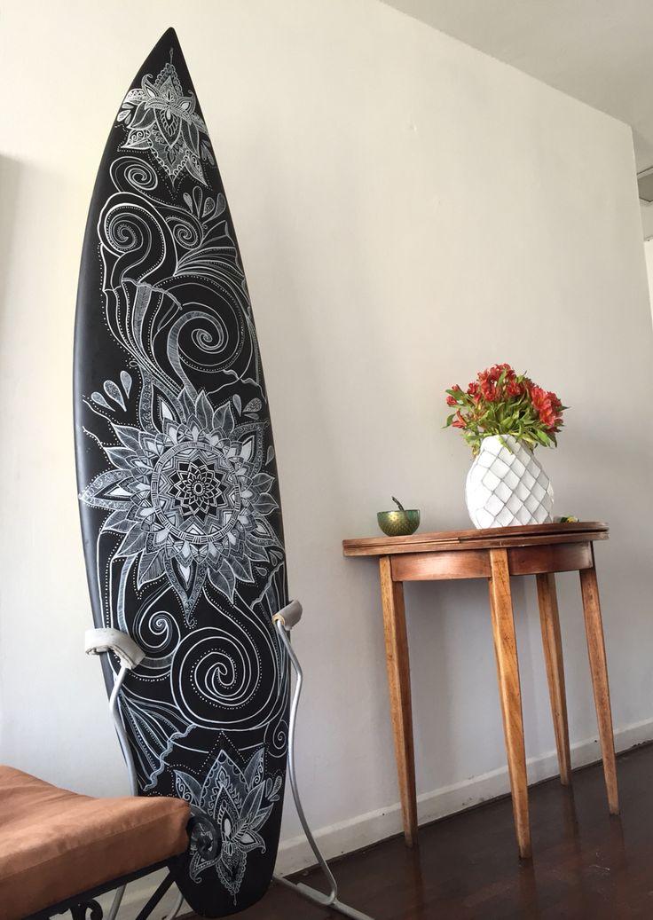 Surfart - Posca design