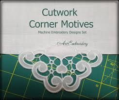 Image result for cutwork embroidery designs free download