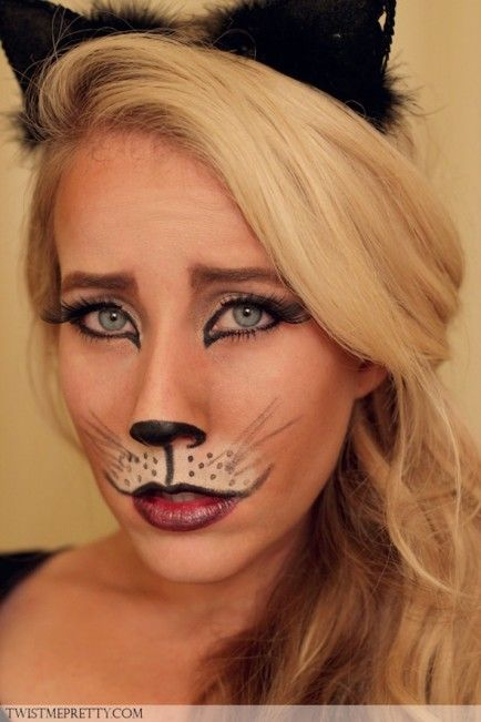 18 Hair and Makeup Tutorials for Your Halloween Costumes