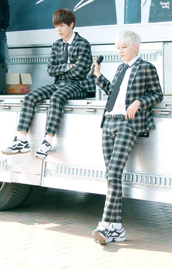 150516 24K KiSu & SungO