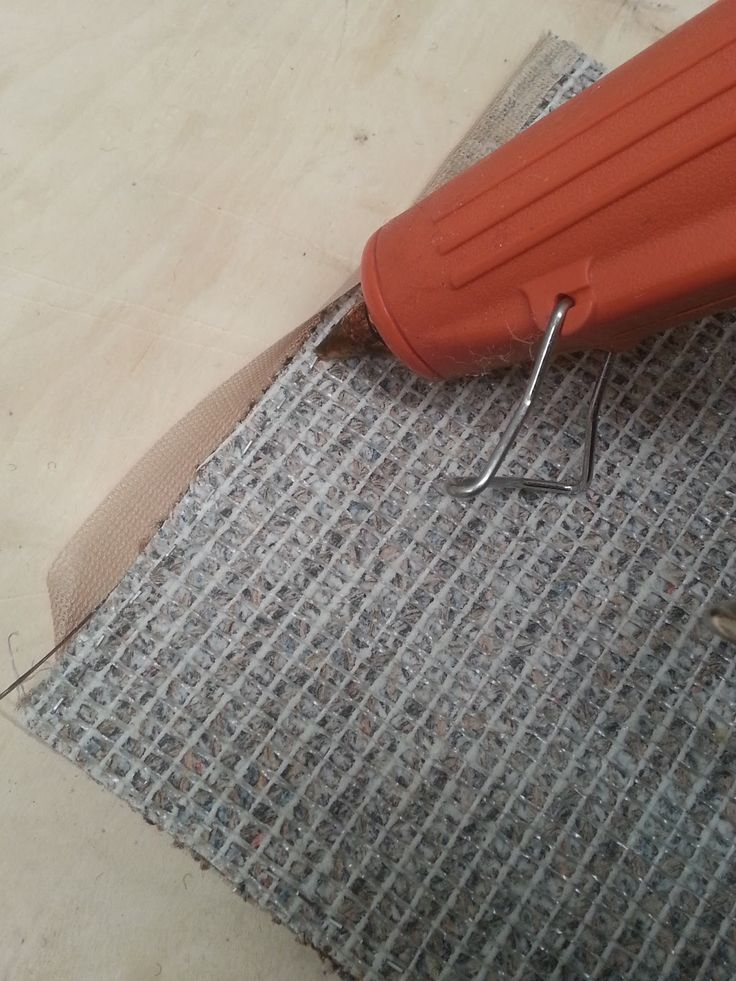 how to seam carpet edges