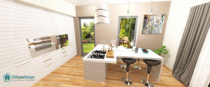 3D Casa Design - cucina (di 3d Casa Design)
