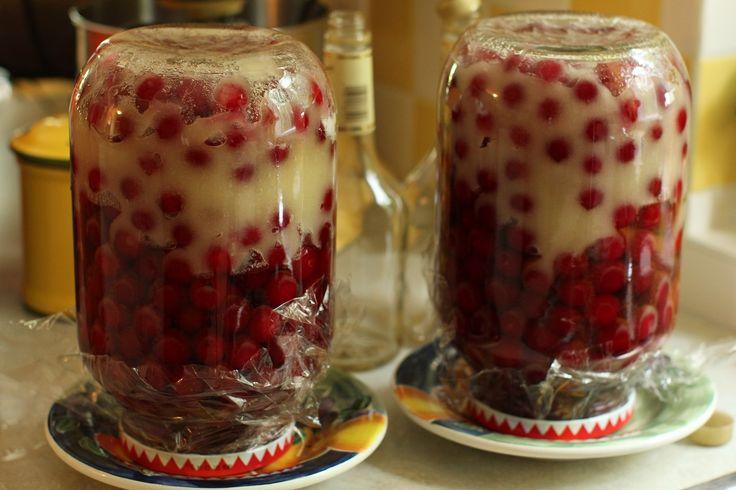 My Cherished Canadian Recipe: Evans Sour Cherries in Brandy -