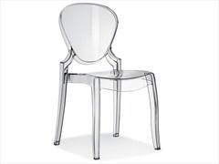 Cadeira de policarbonato QUEEN - PEDRALI