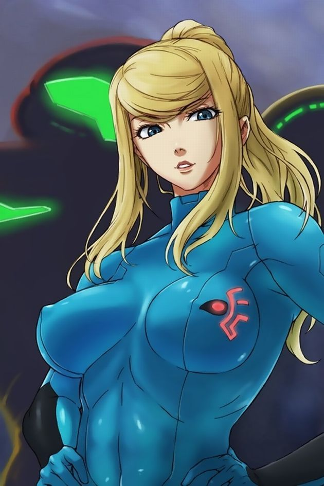 hot zero suit samus porn video