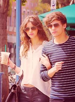 Lou and Eleanor