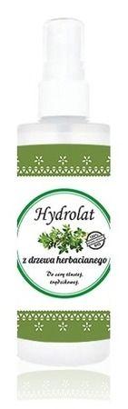 CosmoSPA Hydrolat z drzewa herbacianego naturalny 100ml