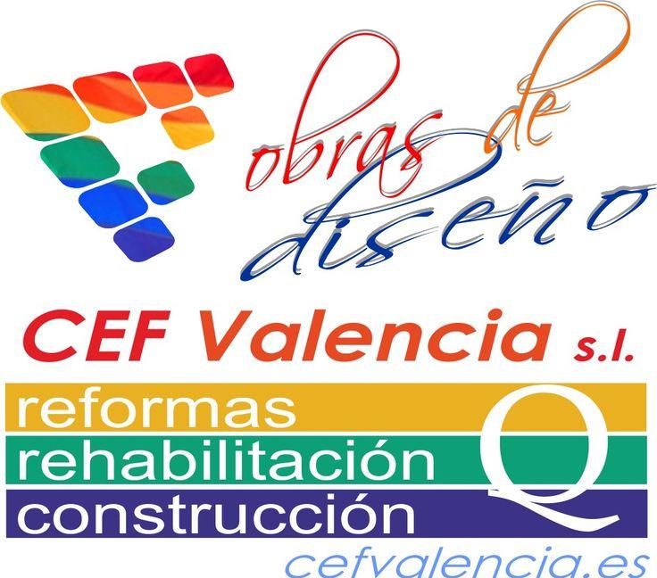 24 best images about imagen corporativa cef valencia s l - Empresa reformas valencia ...