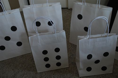 gift bags by yourhomebasedmom, via Flickr