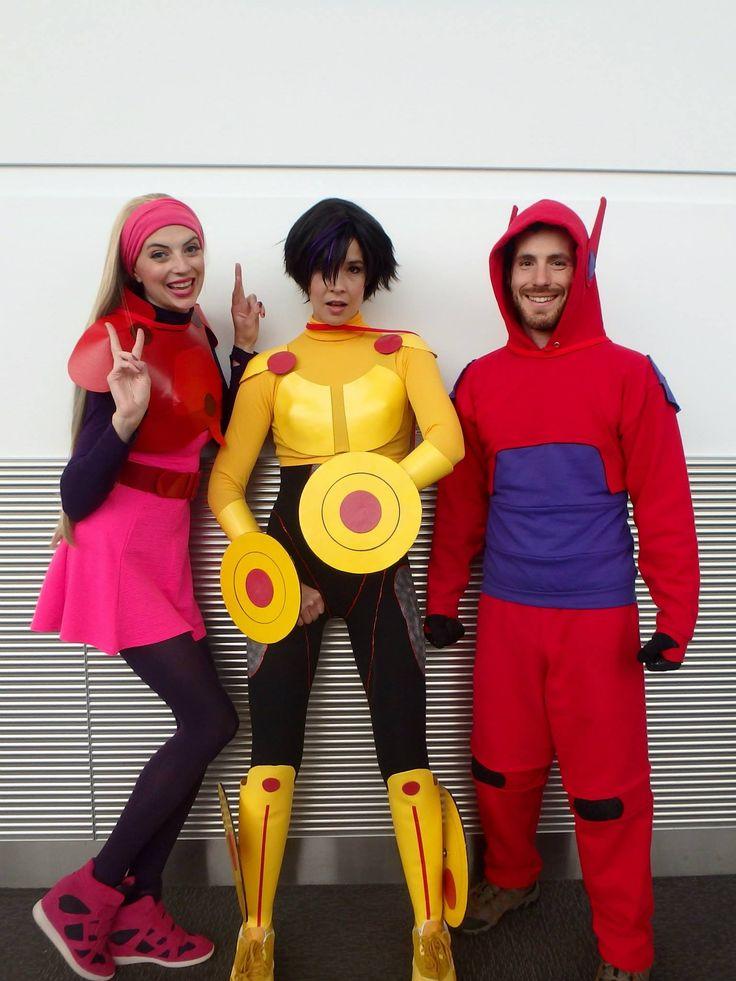 6 cosplay hero Big