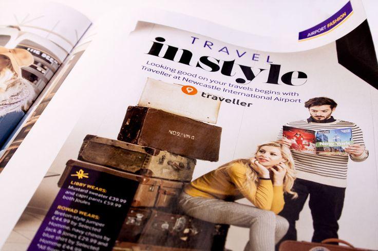 Horizons Magazine - Inner Spread