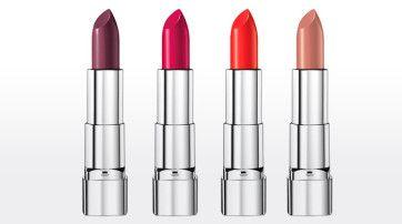 Win Rimmel's New Lipstick Shades!