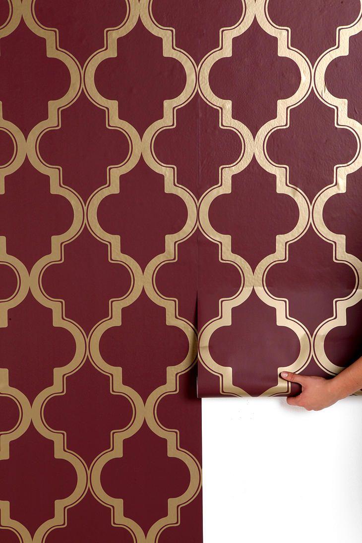 urban outfitters marrakesh wallpaper prints patterns. Black Bedroom Furniture Sets. Home Design Ideas