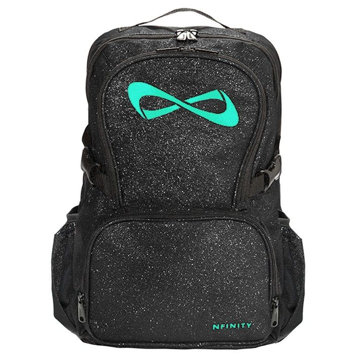 So I have the plain black nfinity bag but I'm really wishing I would've got a sparkly one.