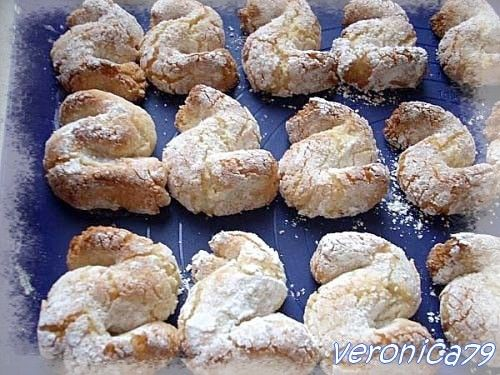 fiocco di neve(pasta di mandorla siciliana)