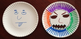 What's Behind the Mask? An anger management activity for school counselors to use with kids.