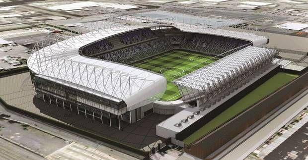 Windsor Park/ Lindfield FC (Belfast, N. Ireland)