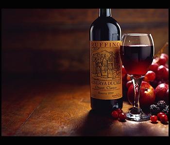 Ruffino Chianti Classico @Maggiano's Little Italy with # ...