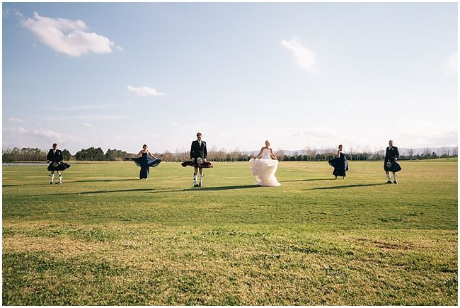 Photos out in the field. Looks magical at Sydney Polo Club