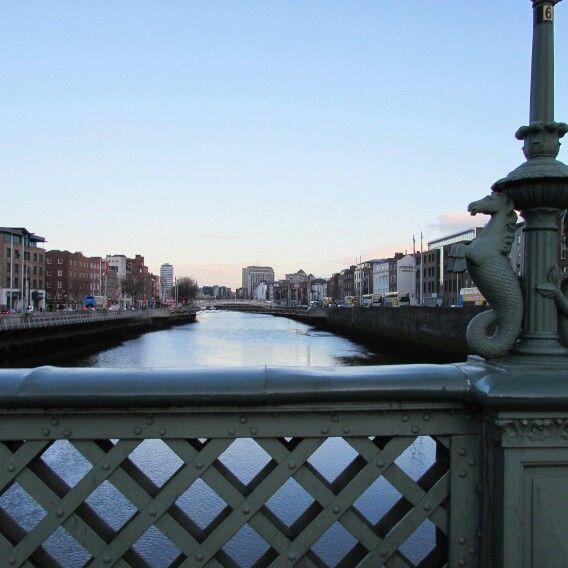 Essex Quay, Dublin