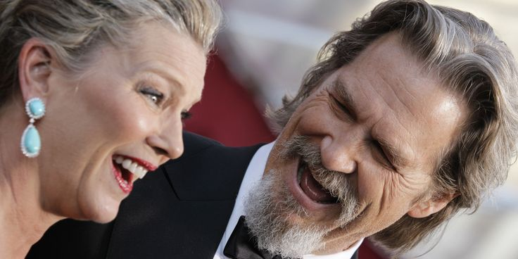 Jeff Bridges' words of wisdom from nearly 40 years of marriage. Lovely insight here.
