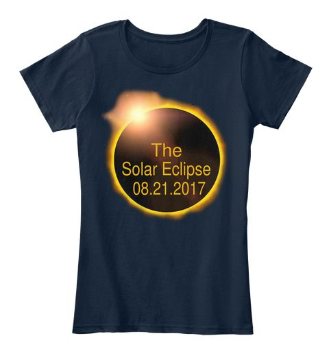 The Solar Eclipse 08.21.2017 New Navy T-Circle Total Solar Eclipse 08/21/2017 T-shirt. August Eclipse T-Shirt. The Great USA Solar Eclipse. Total Circle Solar Eclipse of the Sun August 21 2017 T Shirt. #solareclipse #sun #august21 #eclipse #mooneclipse #solarpath #solar #summer #augusteclipse t-shirt. #UnitedStatessolareclipse  Total Black Solar Eclipse. #students #teacher #2017TotalSolarEclipse #sun #supermoon #space #science #moon #usa #tshirt #us #america #eclipseenthusiasts #diamondring