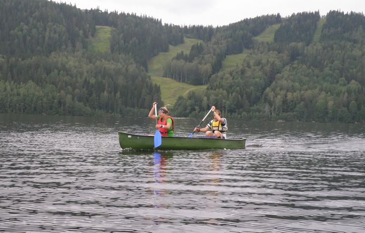 Summer of  Koli National Park  Number 3 destination on Skafur-Tour route plan of National Parks in Finland.  Photo: KoliActiv
