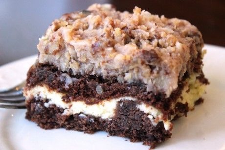 german choclate cheescake. I have been making this for years and everyone loves it