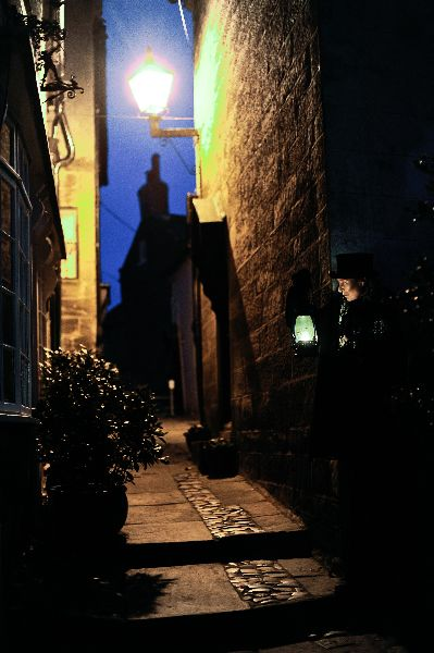 Why not take the unique tour through the Streets and Alleyways of Robin Hood's Bay, whilst listening to the tales of the strange and supernatural