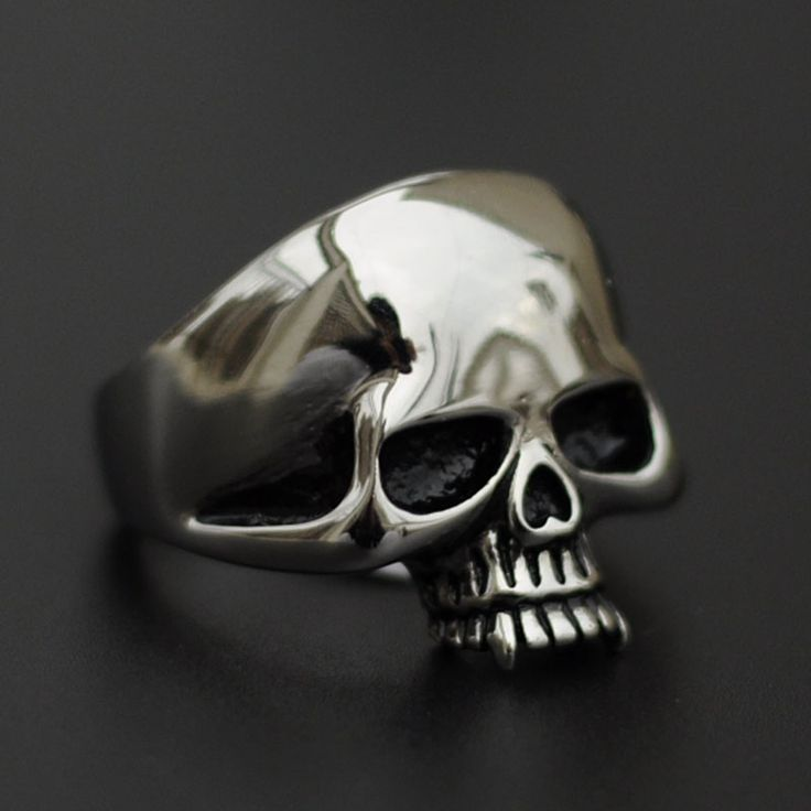 Skull Head Badass Jewelry Ring //Price: $9.99 & FREE Shipping //     #skull #skullinspiration #skullobsession #skulls