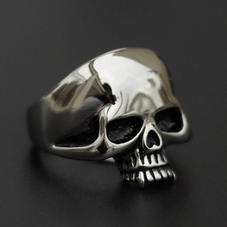 Skull Head Badass Jewelry Ring //Price: $9.99 & FREE Shipping //     #skull #skullinspiration #skullobsession #skulls