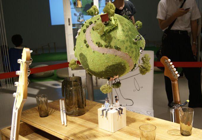 3Dプリント・フィギュア(3D Print Figure)  ViViD×3Dプリント・フィギュア™ コラボキャンペーン