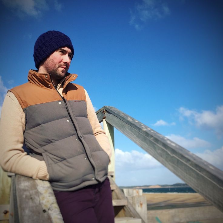 Drawn by the call of the sea? Stay warm on your adventures with my new range of fisherman's beanies. I love the versatility of this one-size-fits-all classic.