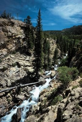 Visitors trek to Pagosa Springs in the southern portion of the state of Colorado for its hot springs and proximity to Wolf Creek Ski Area (wolfcreekski.com). The city sits amid Rocky Mountain ...