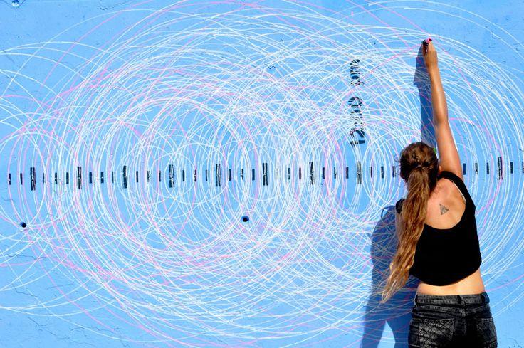 Artsmoved Caixaforum  Domestic Data Streamers