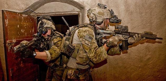 米軍M4カービン バリエーション SOPMODからMk18まで
