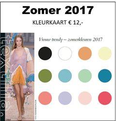 Banner kleurkaart zomer 2017