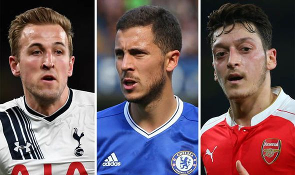Arsenal and Spurs dominate the best combined London XI (but who else made the cut?)   via Arsenal FC - Latest news gossip and videos http://ift.tt/29oJu5v  Arsenal FC - Latest news gossip and videos IFTTT