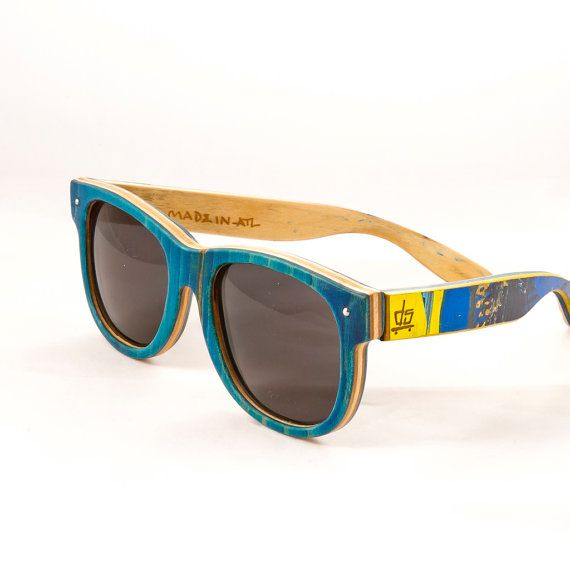 Deck Specks Classic  Skateboard Sunglasses  Spring by DeckSpecks, $120.00