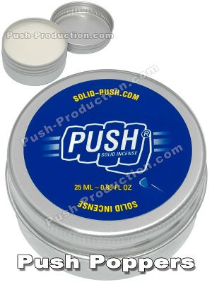 PUSH SOLID POPPERS big #Poppers #SolidPoppers #poppers_com