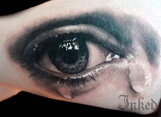 16 best images about tattoos eyes on pinterest around for Eye tattoo art
